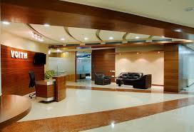 office interior corporate design interiors modern stylish corporate office interior