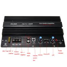 home theater subwoofer plate amplifier online buy wholesale active subwoofer amplifier from china active