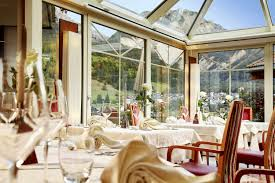 our dolomite hotel restaurant is truly special