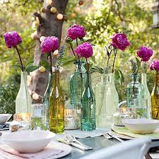 party table centerpiece ideas collection in garden party decor ideas bridal shower table