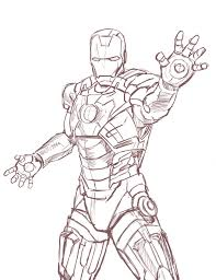 draw iron man digitally photoshop u2013 techcomix