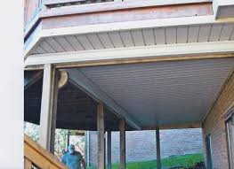 under deck ceiling system for the home pinterest deck ceiling
