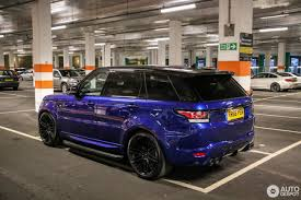 range rover svr black land rover urban range rover sport svr 20 march 2017 autogespot