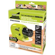 as seen on tv swifty sharp motorized knife sharpener walmart com
