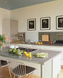 Kitchen Island Decorating by Contemporary Kitchen With Kitchen Island Decor Ideas From San