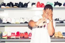 a look inside victor cruz u0027s larger than life sneaker closet