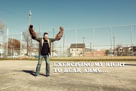 Right To Bear Arms Meme - exercising the right to bear arms the perry brothers blogmaggedon