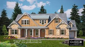 craftsman house plan bungalow notable millstone front elevation