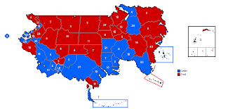 1972 Election Map by Alternate Electoral Maps Ii Page 29 Alternate History Discussion
