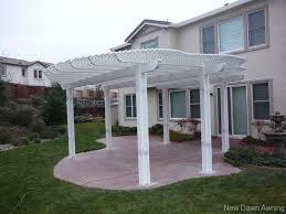 freestanding patio covers u2013 sacramento patio covers