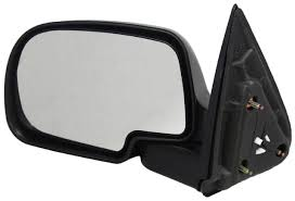new left door mirror fit cadillac escalade chevrolet tahoe 2000