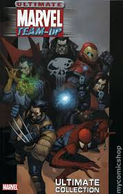 ultimate marvel ultimate marvel team up ultimate collection tpb 2006 marvel