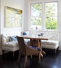 diy breakfast nook ideas dining room mediterranean with beige