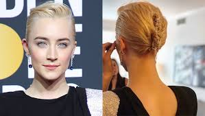 hairstyles golden globes best hairstyles at golden globes see updos from the back