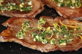 cuisiner un gigot tranches de gigot d agneau à la gremolata plancha la cuisine