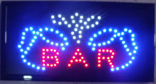 2018 high visible bright big chip bar open led moving