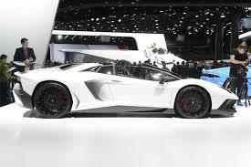 Lamborghini Aventador Sv Top Speed - lamborghini u0027s aventador sv roadster too to go by unnoticed