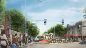 Wildfire Colfax Ca by Bus Lane Proposal Would Bring Center Lane Down East Colfax Cbs