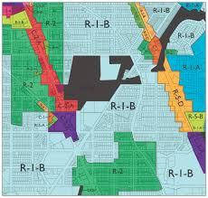 New Orleans Zoning Map by Fort Reno Park