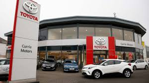 toyota car showroom toyota loses top selling automaker crown in 2016 u2014 business u2014 the