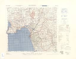 I 95 Map Italy Ams Topographic Maps Perry Castañeda Map Collection Ut