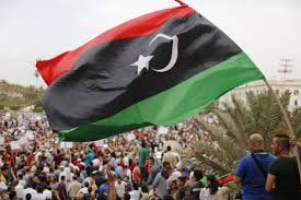 Lybian Flag From Ghadafi To Isis Four Years After The Dictator Falls Libya