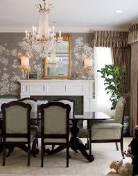 dining room crystal chandeliers british colonial dining room decor with empire style crystal
