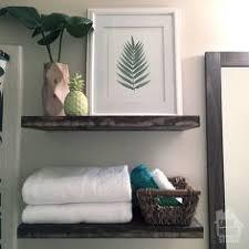 best 25 floating shelves bathroom ideas on pinterest bathroom