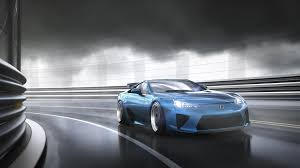 lexus supercar 2013 lexus lfa tuning roads tunnel wallpaper 1920x1080 55864