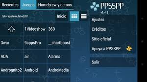 download ppsspp psp emulator 1 4 2 android apk free
