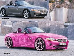 bmw z4 barbie style by bassu on deviantart