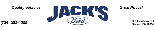 jack s jack s ford inc of sarver pa has clean and reliable cars trucks