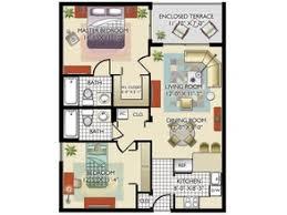 Fontainebleau Floor Plan Fontainebleau Milton Miami Fl Apartment Finder