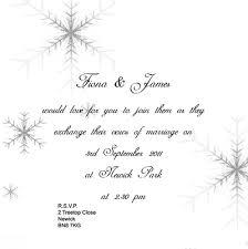 snowflake wedding invitations snowflake wedding invitations winter wedding invitations