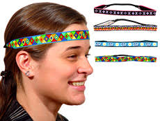 hippy headbands 4funparties hippie headband