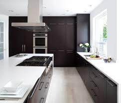 Dark Cabinets Kitchen Kitchen With Island Dark Cabinets Attractive Home Design