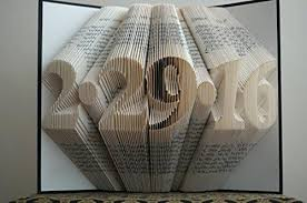 paper anniversary gift folded book paper anniversary gift 8 characters including