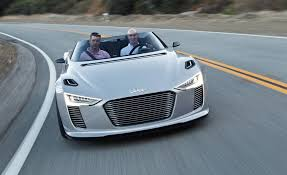 audi e spyder audi e spyder concept pictures photo gallery car and driver