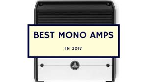 review of the best mono amplifiers loud noisy car