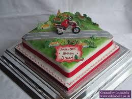 motorcycle birthday cake birthday cakes