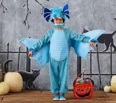 Toddler Dragon Halloween Costumes Toddler Dragon Costume Blue Pottery Barn Kids