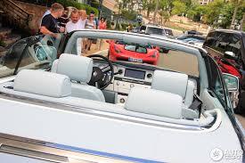 rolls royce phantom drophead coupé series ii art deco 19 august
