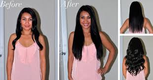22 inch hair extensions clip on hair extensions for black