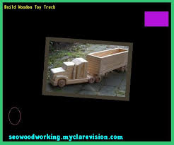 Build Big Wood Toy Trucks by Free Wooden Toy Truck Plans 090725 Woodworking Plans And
