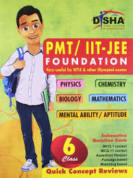 pmt iit jee foundation for class 6 physics chemistry biology