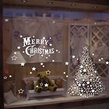 merry decorations white tree