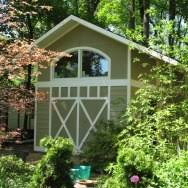 Backyard Cottage Ideas by A Bright And Spacious Little Backyard Cottage Art Design Build