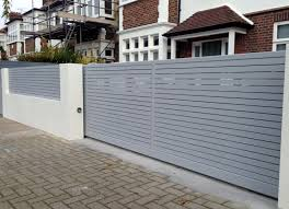 Modern Fence Front Boundary Wall Designs Fences For Privacy Pinterest