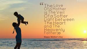 heavenly mothers day quotes wallpaper