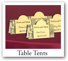 Table Tent Cards Custom Table Tent Cards And Place Cards Online Store Custom Table